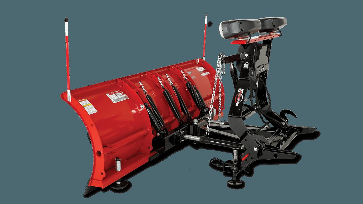Used Snow Plows >> UltraMount2 Pro Plus Snow Plow - Clauss Specialties, Inc.